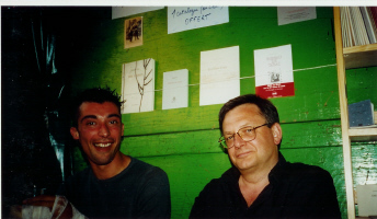 Photo de Jean-Louis Giovannoni et Guy Viarre