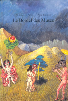 Photo de couverture Le Bordel des Muses