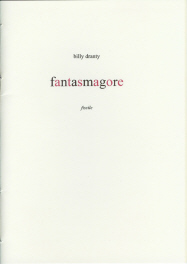 Photo de couverture fantasmagore