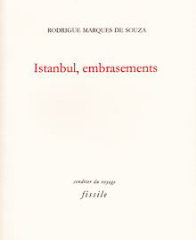 Istanbul, embrasements de Rodrigue Marques de Souza.